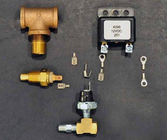 Alarm Kit Components